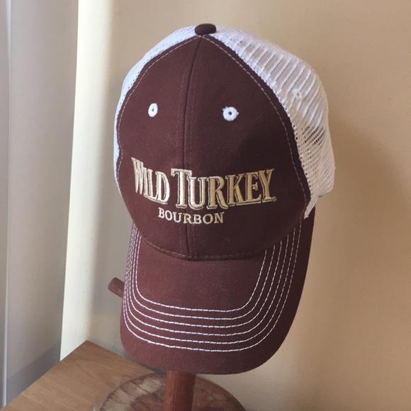 0f10990a6a9df Wild Turkey Trucker Hat. M 5a99a6af00450f0ecdc1f848